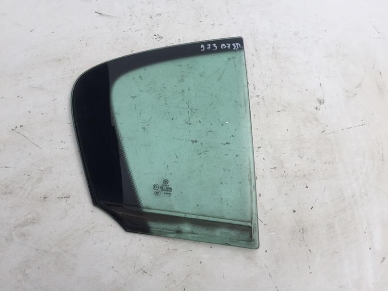 Форточка двери Volkswagen Passat B7 2.0 TDI задняя правая (б/у)