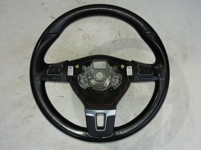 Руль Volkswagen Passat Cc 2.0 TFSI (б/у)