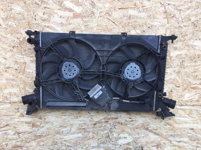 Кассета радиаторов в сборе Audi A5 2.0 TFSI (б/у)
