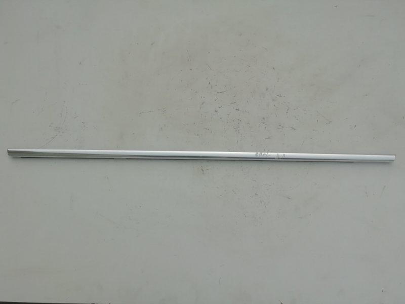 Молдинг двери Opel Insignia 2.0 D 2012 задний левый (б/у)