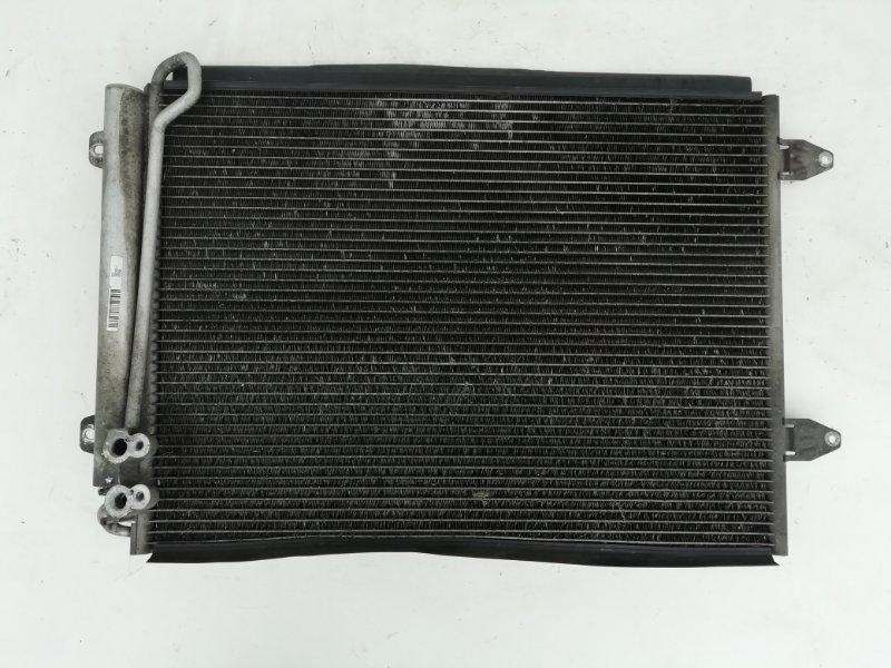 Радиатор кондиционера Volkswagen Passat B6 2.0 TDI (б/у)