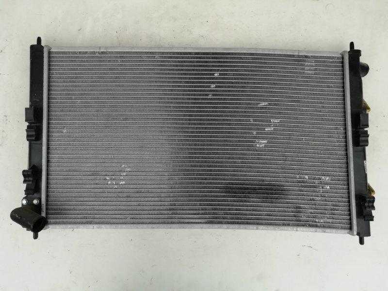 Радиатор двс Peugeot 4007 2.2 HDI (б/у)