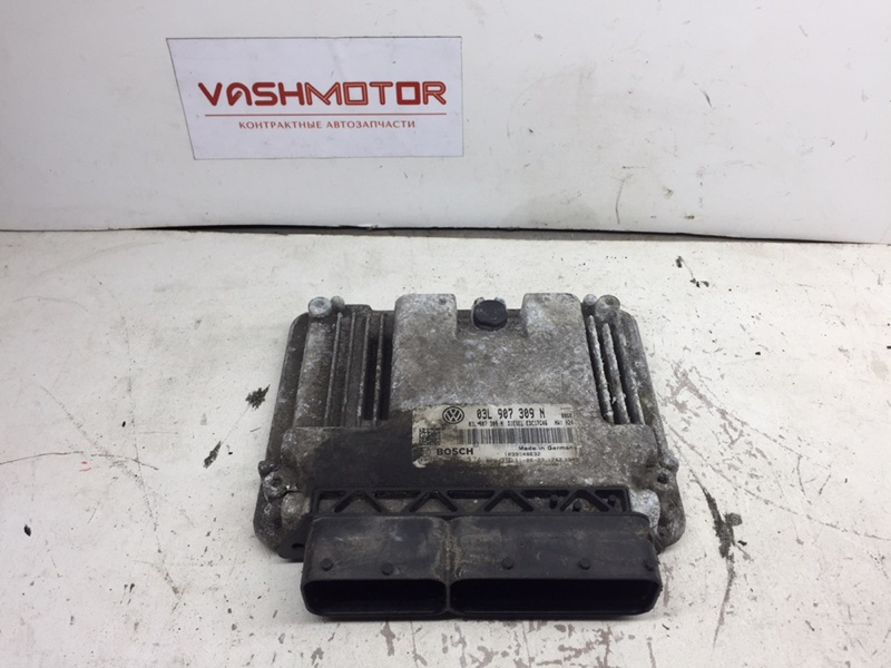 Блок управления двигателем Volkswagen Passat B7 2.0 TDI (б/у)