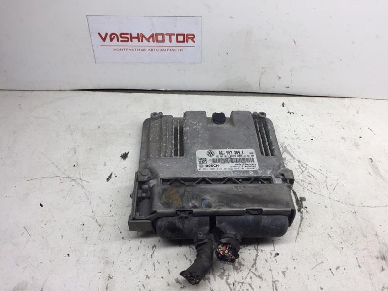 Блок управления двигателем Volkswagen Passat Cc 2.0 TFSI (б/у)