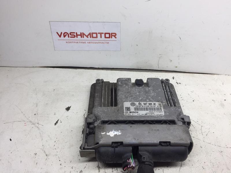 Блок управления двигателем Volkswagen Passat Cc 2.0 TDI (б/у)