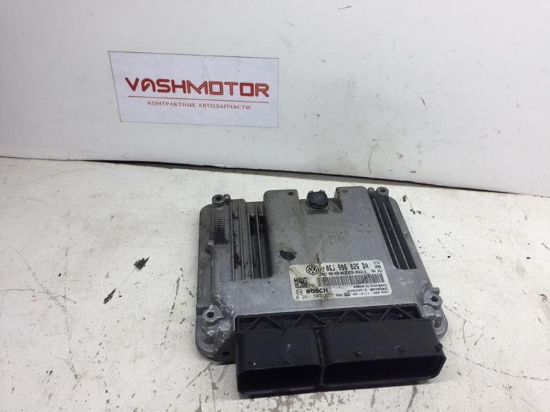 Блок управления двигателем Volkswagen Passat Cc 2.0 2012 (б/у)