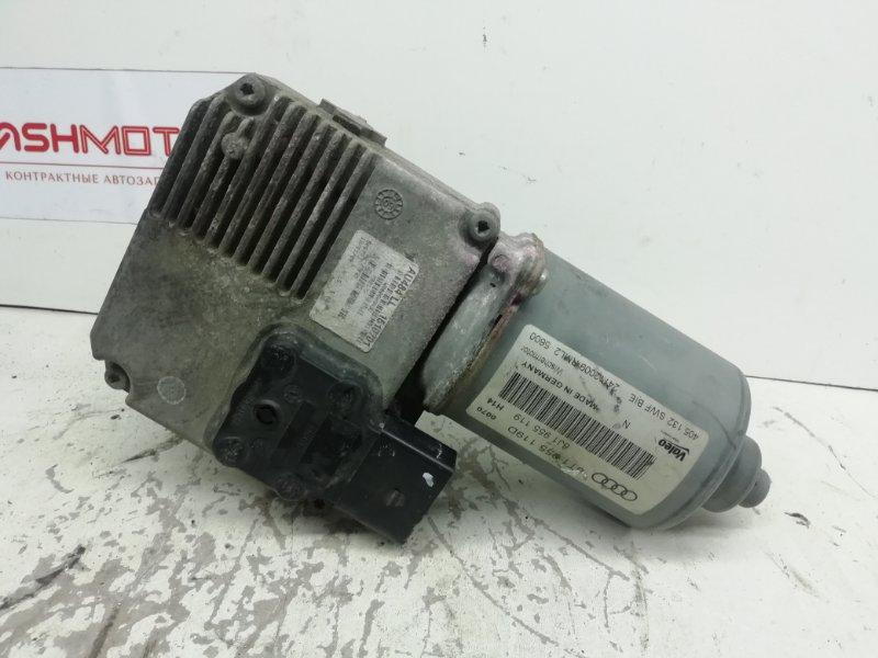 Моторчик стеклоочистителя Audi A5 2.0 TFSI (б/у)