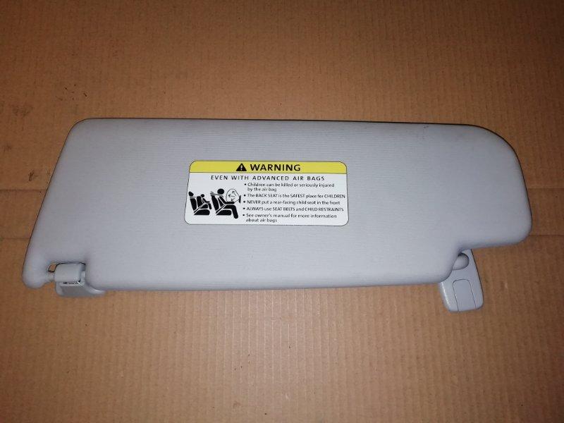 Козырек солнцезащитный Volkswagen Passat Cc 2.0 2012 правый (б/у)