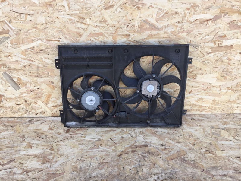 Вентилятор радиатора Volkswagen Passat Cc 2.0 TFSI (б/у)