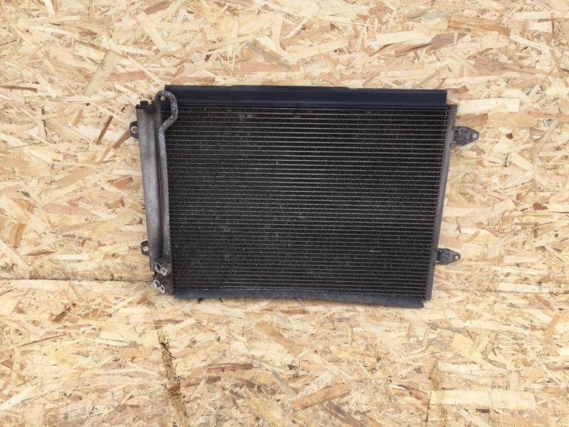 Радиатор кондиционера Volkswagen Passat B7 2.0 TDI (б/у)