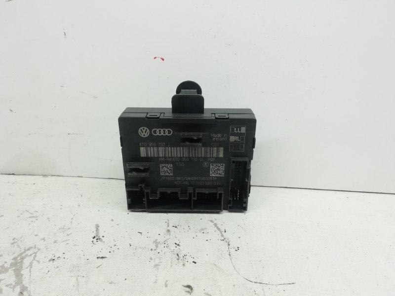 Блок комфорта Audi A5 2.0 TFSI передний правый (б/у)