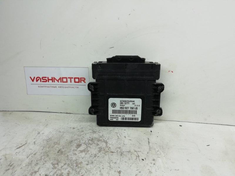 Блок управления акпп Volkswagen Tiguan 2.0 TFSI 2011 (б/у)