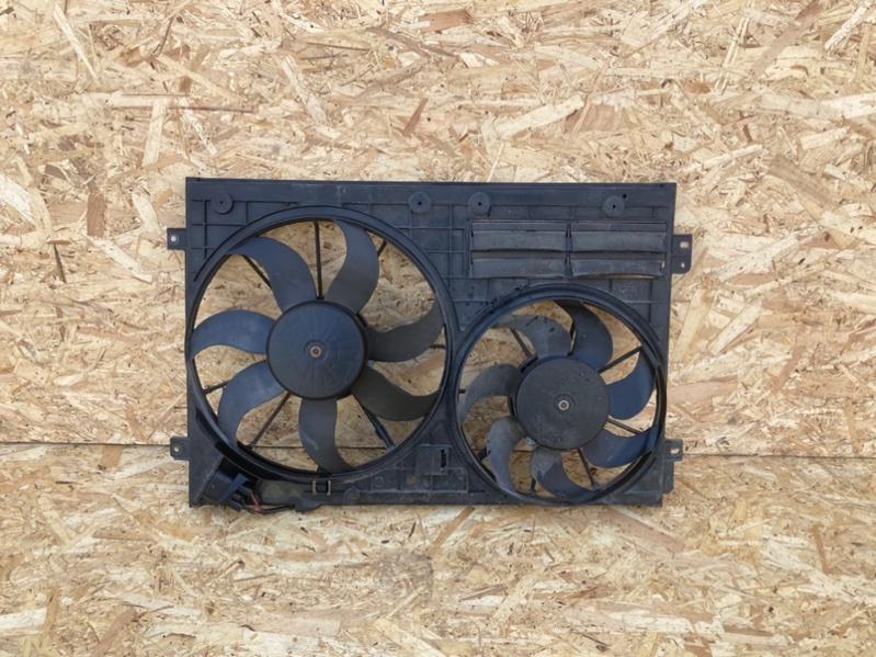 Вентилятор радиатора Volkswagen Tiguan 2.0 TFSI 2011 (б/у)
