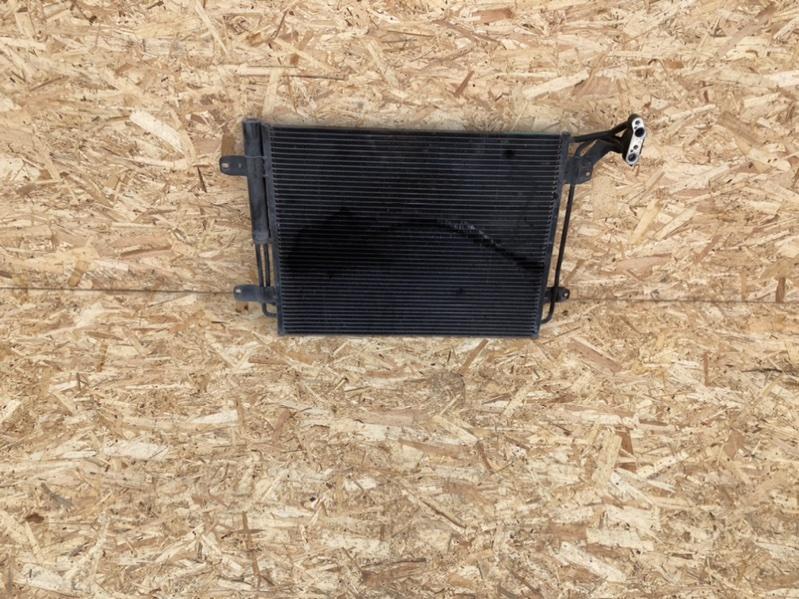 Радиатор кондиционера Volkswagen Tiguan 2.0 TFSI 2011 (б/у)