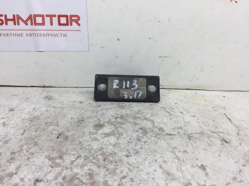 Фонарь освещения номерного знака Volkswagen Tiguan 2.0 TFSI 2011 задний (б/у)