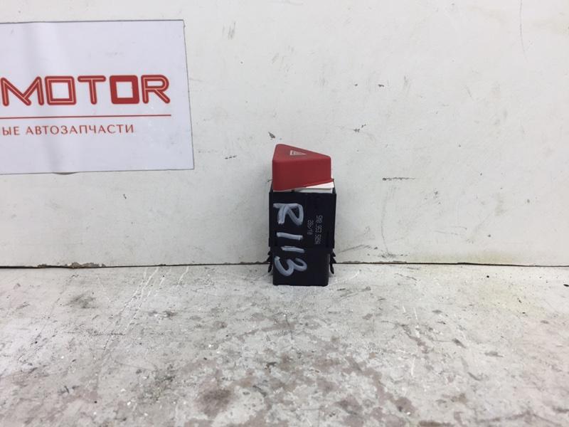 Кнопка аварийной сигнализации Volkswagen Tiguan 2.0 TFSI 2011 (б/у)