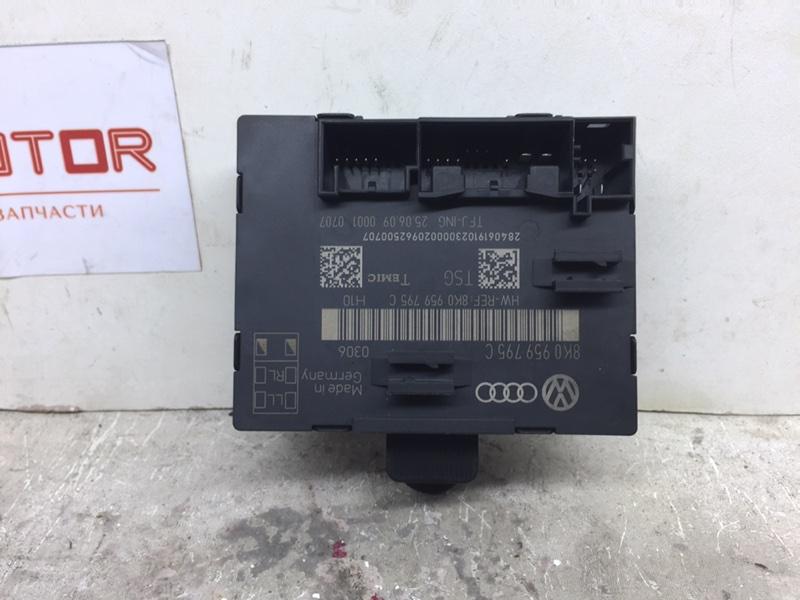 Блок комфорта Audi A4 2.0 TFSI задний правый (б/у)