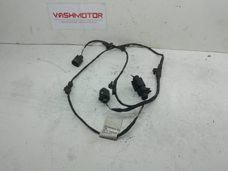 Жгут проводов заднего бампера Volkswagen Passat B7 (б/у)