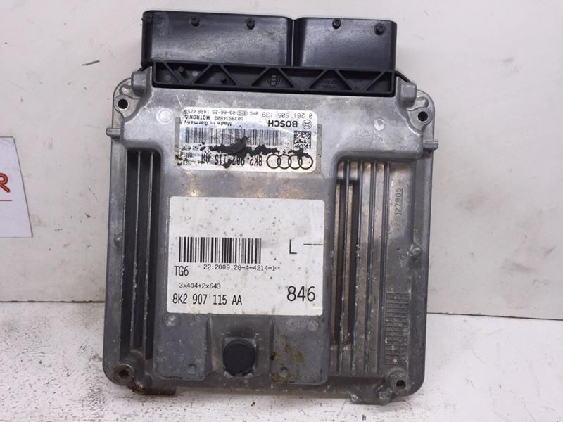 Блок управления двигателем Audi A4 B8 2.0 TFSI (б/у)