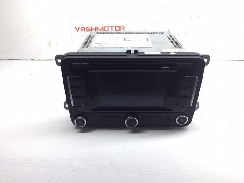 Магнитола Volkswagen Passat Cc 2.0 TDI (б/у)