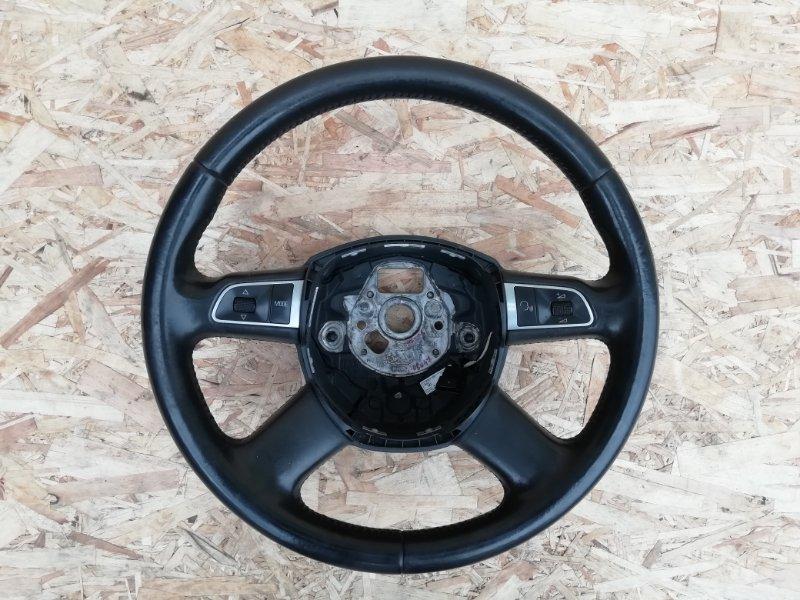 Руль Audi A4 2.0 TFSI (б/у)