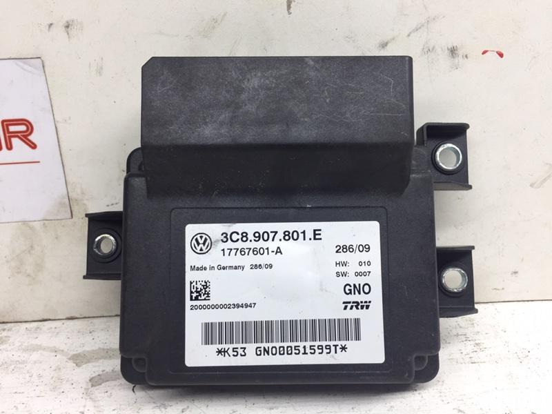 Блок управления стояночным тормозом Volkswagen Passat Cc 2.0 TFSI (б/у)