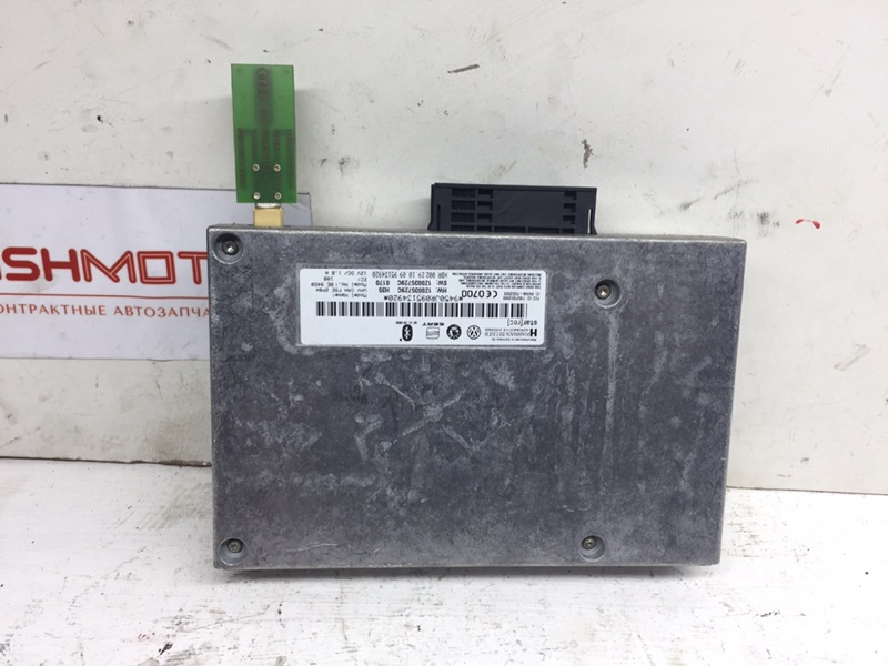 Блок блютуз bluetooth Volkswagen Passat Cc 2.0 TFSI (б/у)