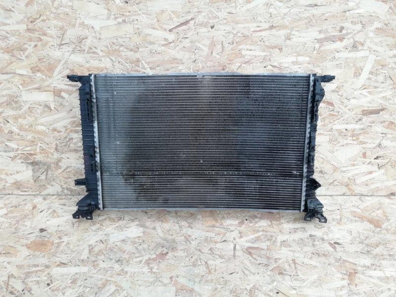 Радиатор двс Audi A4 2.0 TFSI (б/у)