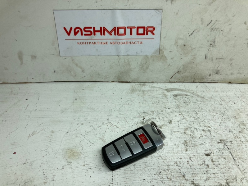 Смарт ключ зажигания Volkswagen Passat Cc 2.0 TFSI (б/у)