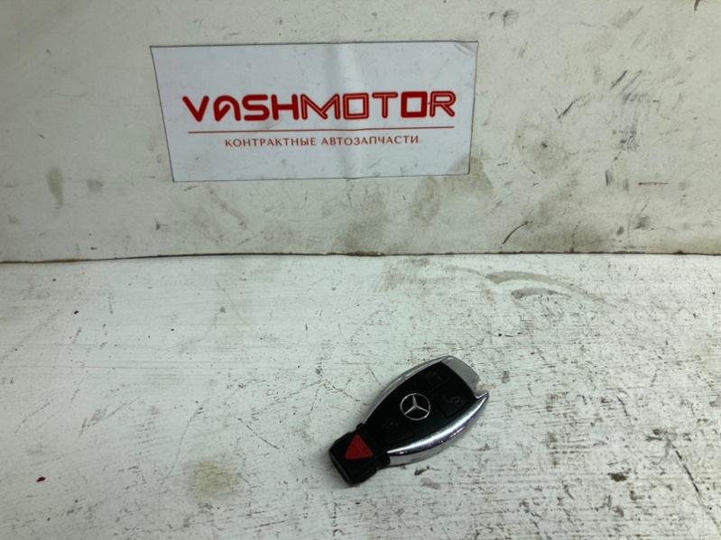 Смарт ключ зажигания Mercedes C250 W204 1.8 2012 (б/у)