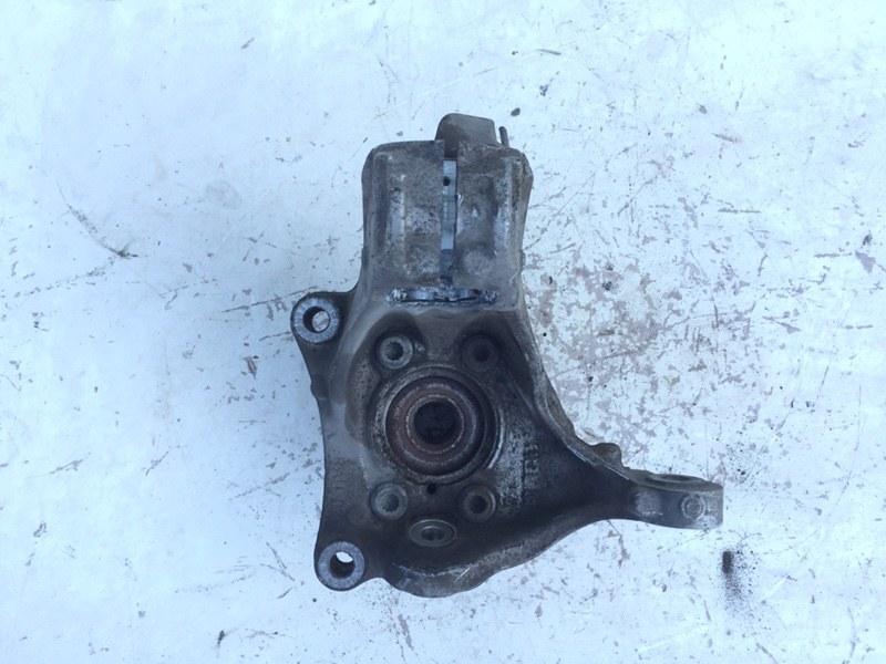 Кулак поворотный Volkswagen Passat B7 передний правый (б/у)