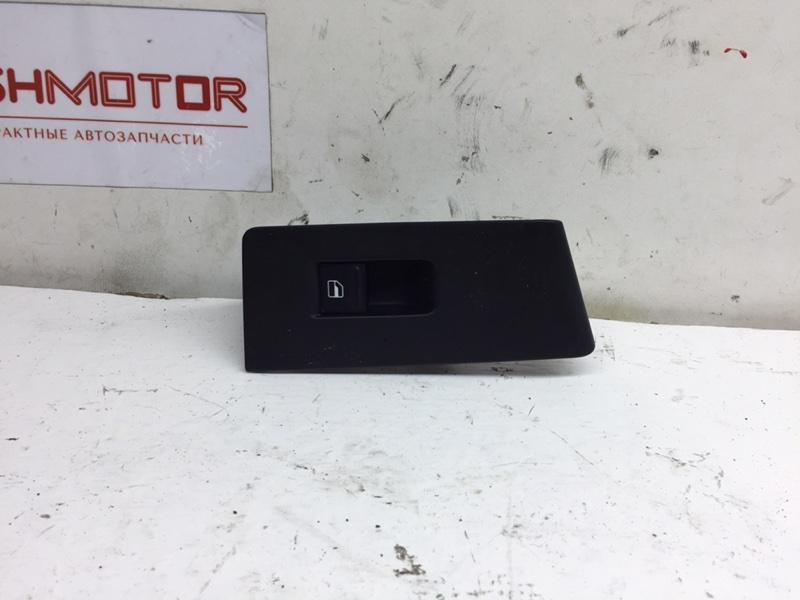Кнопка стеклоподъёмника Volkswagen Passat B7 задняя правая (б/у)