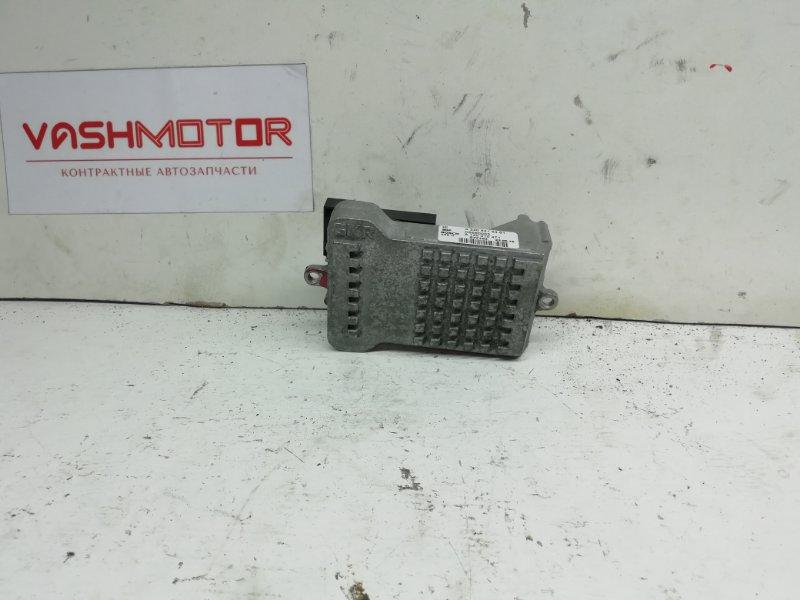 Резистор печки (отопителя) Mercedes C180 W203 1.8 2006 (б/у)