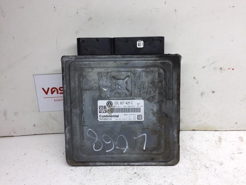 Блок управления двигателем Volkswagen Passat B7 (б/у)