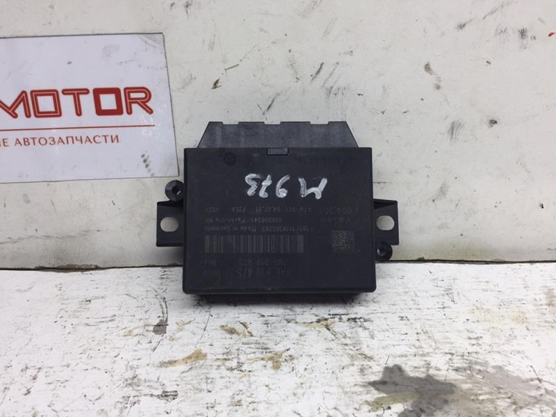 Блок управления парктрониками Volkswagen Passat B7 2.0 TDI (б/у)