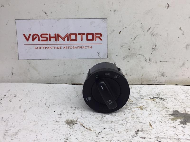 Переключатель света фар Volkswagen Passat B7 2.0 TDI (б/у)