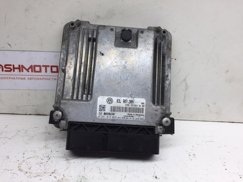 Блок управления двигателем Volkswagen Passat B6 2.0 TDI (б/у)
