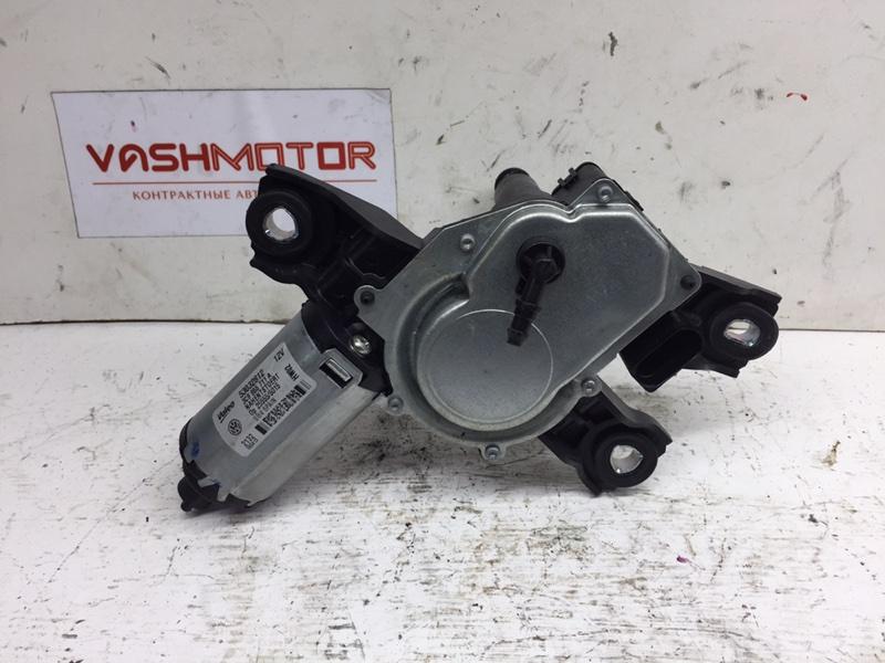 Моторчик стеклоочистителя Volkswagen Passat B7 задний (б/у)