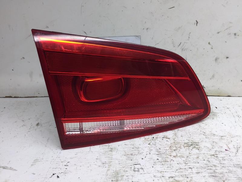 Фонарь задний Volkswagen Passat B7 задний левый (б/у)