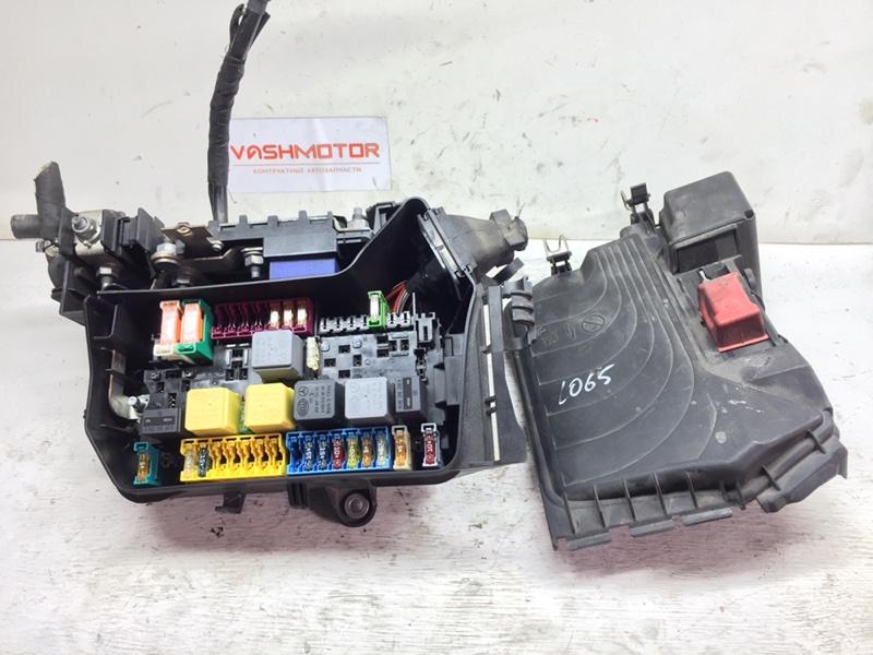 Блок предохранителей Mercedes C250 W204 1.8 2012 (б/у)