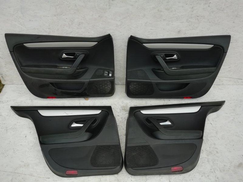 Комплект дверных карт Volkswagen Passat Cc 2.0 TFSI (б/у)