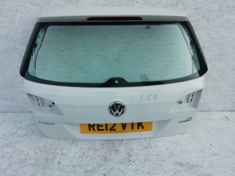 Крышка багажника Volkswagen Passat B7 (б/у)
