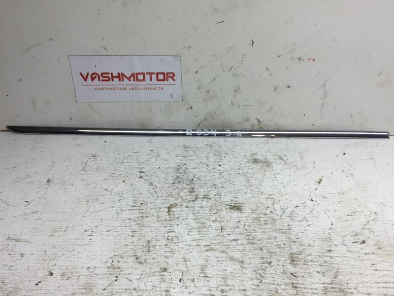 Молдинг двери Mercedes C250 W204 1.8 2012 задний левый (б/у)
