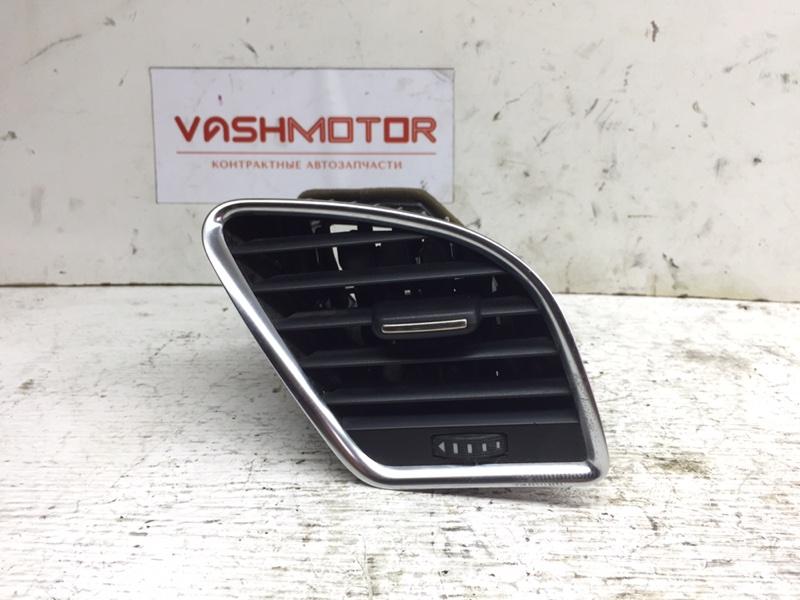 Дефлектор воздушный Audi A4 2.0 TFSI передний правый (б/у)