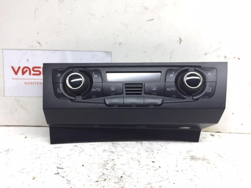 Блок управления климат-контролем Audi A4 2.0 TFSI (б/у)