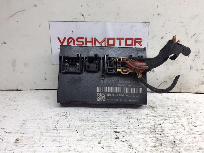 Блок комфорта Volkswagen Passat Cc 2.0 TFSI (б/у)