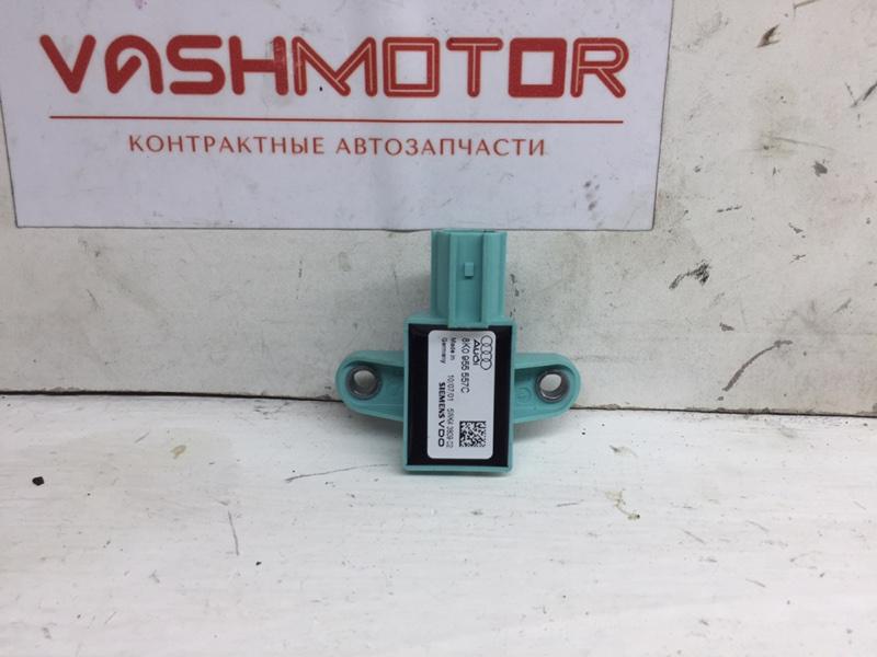 Датчик удара Audi Q5 3.2 FSI 2010 передний (б/у)
