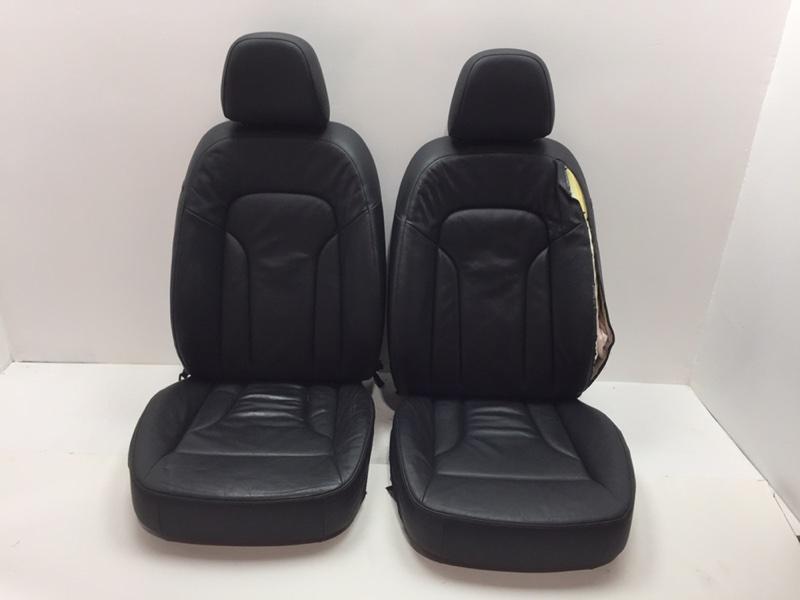 Кожаный салон Audi Q5 3.2 FSI 2010 (б/у)