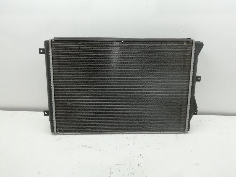 Радиатор двс Volkswagen Passat Cc 2011 (б/у)
