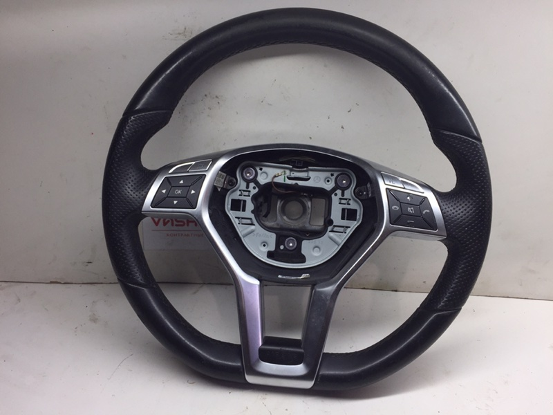 Руль Mercedes C300 W204 3.5 2014 (б/у)